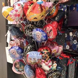 Mini foliniai balionai